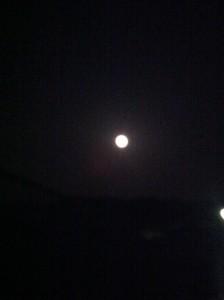 H26.4.15 満月