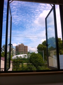 H26.9.7 Skytowerからの景色