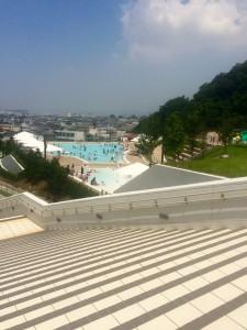 H27.7.31 秋葉山プール